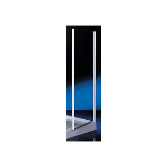 Plieger Royal draaideur 6 mm glas 86/90x185 cm, chroom