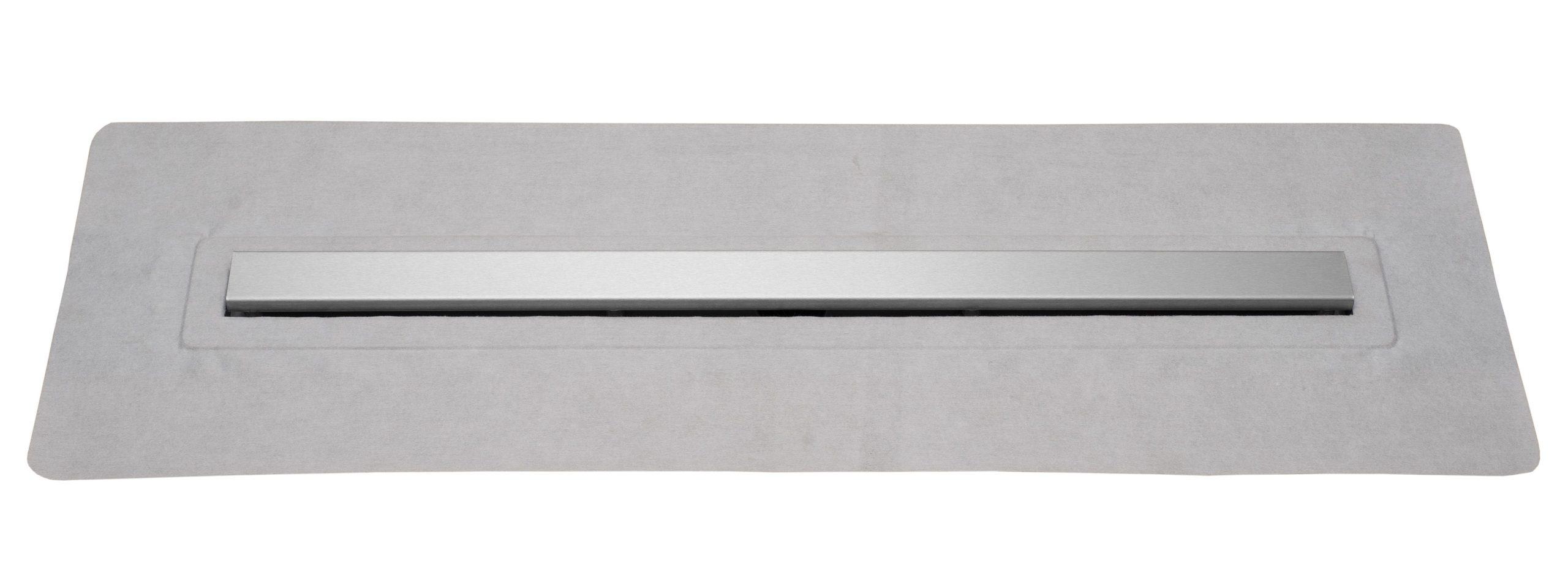 Schutte Free Douchegoot met RVS rooster, lengte 700 mm