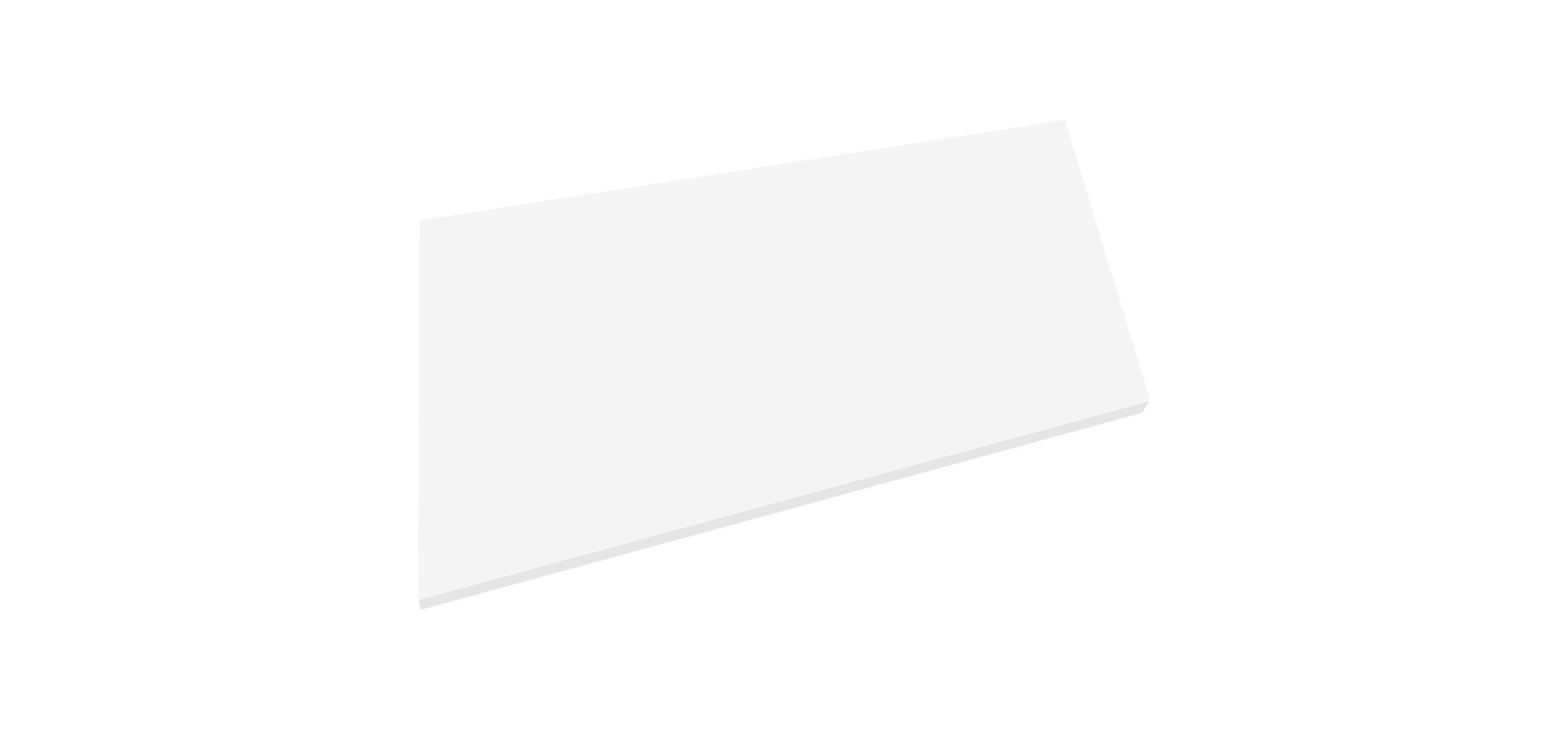 Best Design Beauty meubelblad 60cm wit